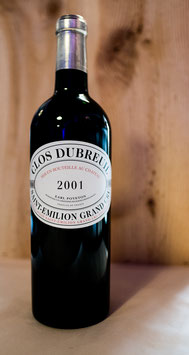 2001 - Clos Dubreuil - Saint Emilion Grand Cru