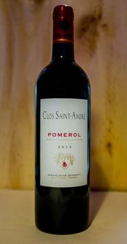 2013 - Clos Saint André - Pomerol