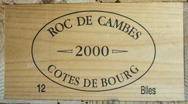 2000 - Roc de Cambes - Côtes de Bourg