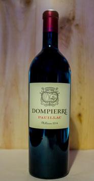 2014 - Dompierre - Pauillac