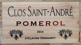 2014 - Clos Saint André - Pomerol