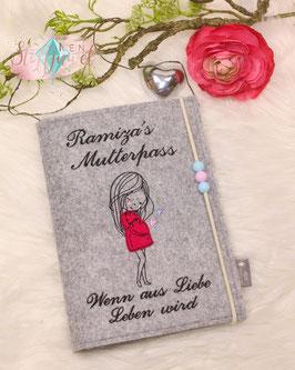 Mutterliebe Wenn aus Liebe Leben wird Bsp. Ramiza