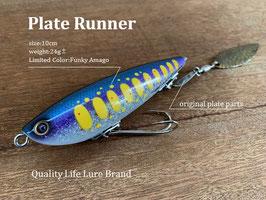 Plate Runner (予約受付終了) [5/5 20:00まで]