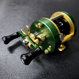 BC521SSS GREEN/GOLD