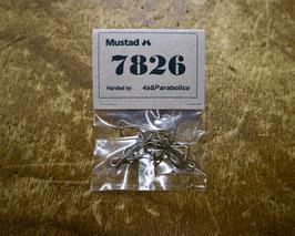 Mustad 7826<定形外OK>