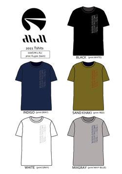 abdeal T-shirt (予約受付終了) [6/14 20:00まで]