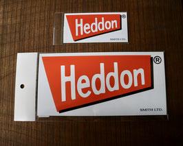 Heddon ステッカー<定形外OK>