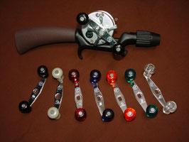 80mm POWR HANDLE (ストレート・リテーナー付)