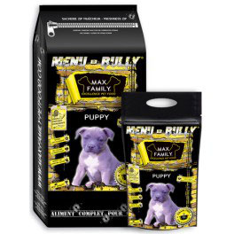 Puppy - Menu BULLY MAX FAMILY
