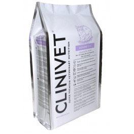 Chat SENIOR Aliment Vétérinaire Hypoallergénique Diététique CLINIVET  1,5kg