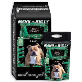 Lamb - Menu BULLY MAX FAMILY