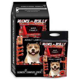 Adult Large - Menu BULLY MAX FAMILY