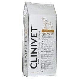 Chien -LIGHT Croquette Vétérinaire Hypoallergénique CLINIVET