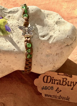 "Armband ""Butterfly"" AB08"