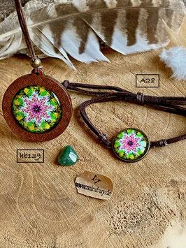 """Mandala Schmuck """"Flora Spirit"""""""