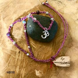 """Halskette """"Om"""" HB118"""