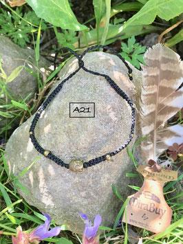 "Armband ""Buddha""   A21"