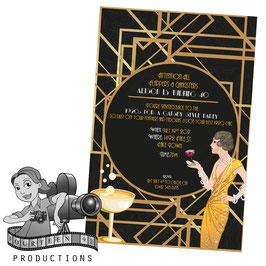 Gatsby Invites