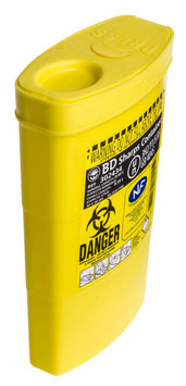 Naaldencontainer 0,45L.