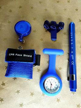 Cadeautje geslaagd blauw