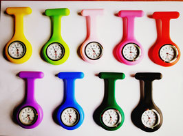 Verpleegkundig horloge silliconen