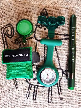 Sinterklaas cadeautje groen