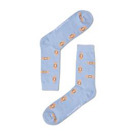 Sokken met medische print, pleister sokken