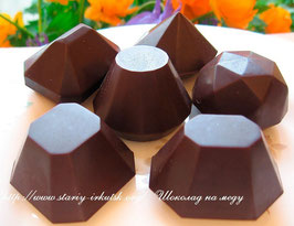 Шоколадный набор «Кристаллы», 6 конфет