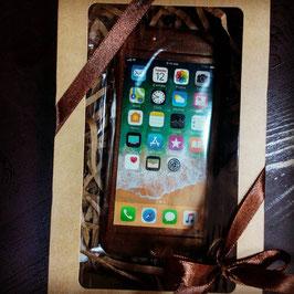 НОВИНКА! Шоколадный айфон в подарок. Наш шоколадный креатив)