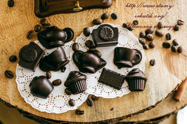 Шоколадный набор «К чаю», 6 конфет