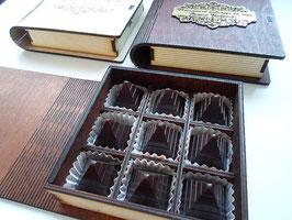 Коробка шоколадных конфет для мужчин