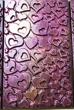 Плитка в сердцах