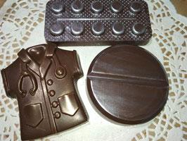 Шоколад для медиков, 2 фигуры на выбор