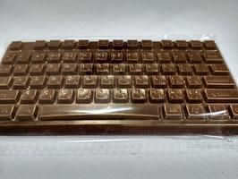 Клавиатура шоколадная