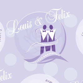 now and forever – Louis und Felix