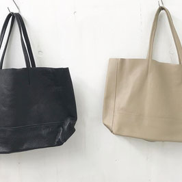 MARLON FIRENZE made in ITALY DALIA SHOPPER SEMI TOTE BAG ¥14800