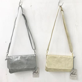 MARLON FIRENZE made in ITALY ショルダー&クラッチ 2WAY BAG MINI SALLY ¥11000