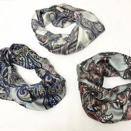 スカーフ柄 2way ターバンCAP ¥3900