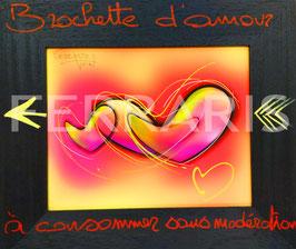 Brochette d'amour