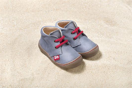 Pololo MINI Juan graphit & graphit Wollfleece, handmade in Germany