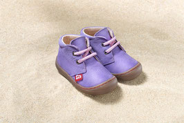Pololo MINI Juan lilac & lilac Wollfleece, handmade in Germany