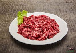 CH-Rind Muskelfleisch 70 % + Herz 30 % (Wurst à 500 gr.)