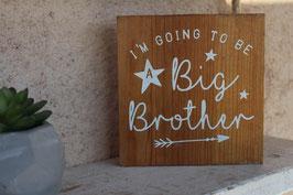 Panneau carré Big Brother