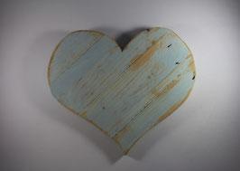 Coeur en palette