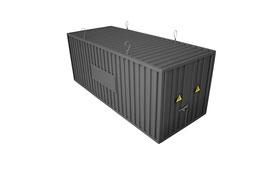 Stromcontainer duplex