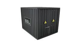 Stromcontainer simplex
