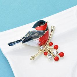 Broche Oiseau (réf : ROG)