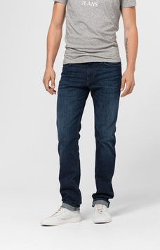 MODERN FIT JEANS MITCH IN DEEP BLUE