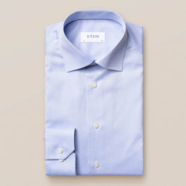 ETON LIGHT BLUE  - SIGNATURE TWILL