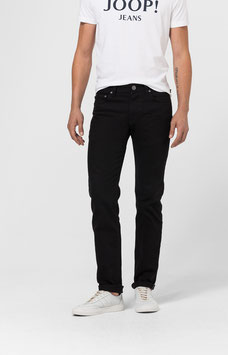 MODERN FIT JEANS MITCH IN DEEP BLACK